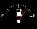 Kraftstoffzähler